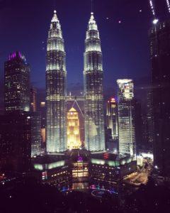Hello KL kualalumpur malaysia petronas twintowers travel cityscape view asiahellip